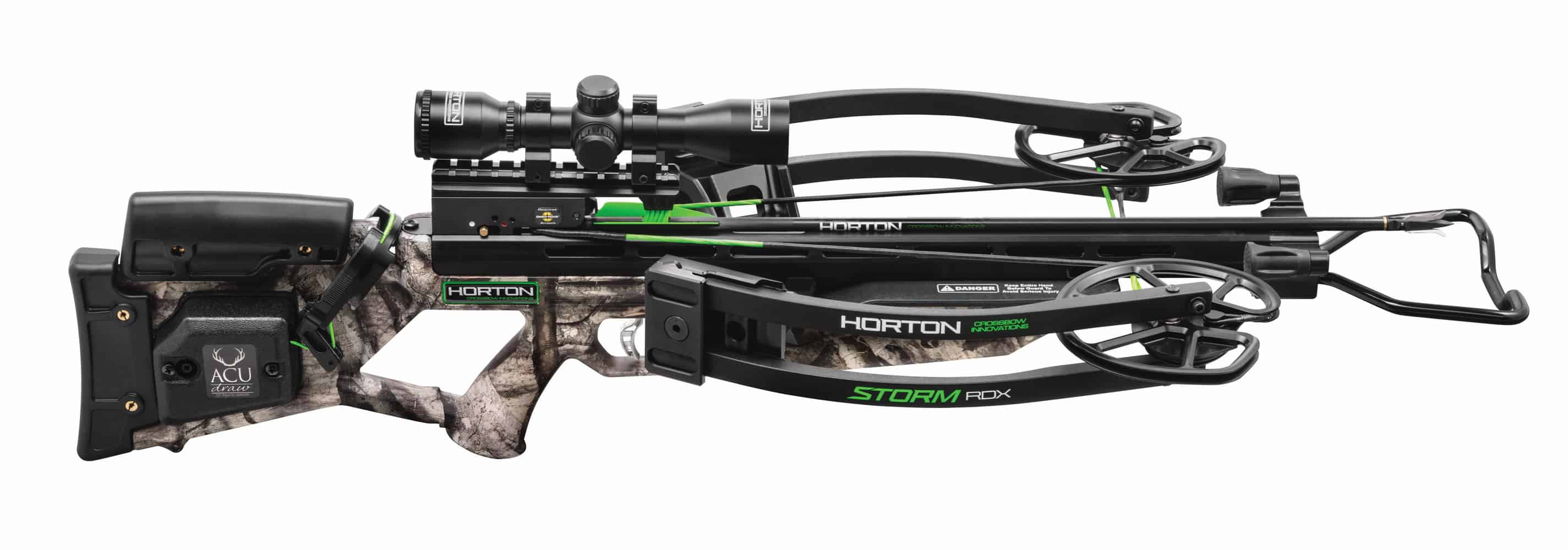 Horton Storm RDX Crossbow side profile